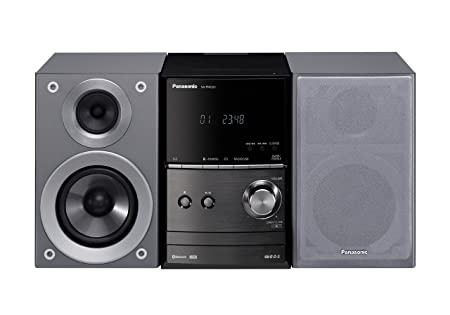 Panasonic SC-PM600EG-S argent