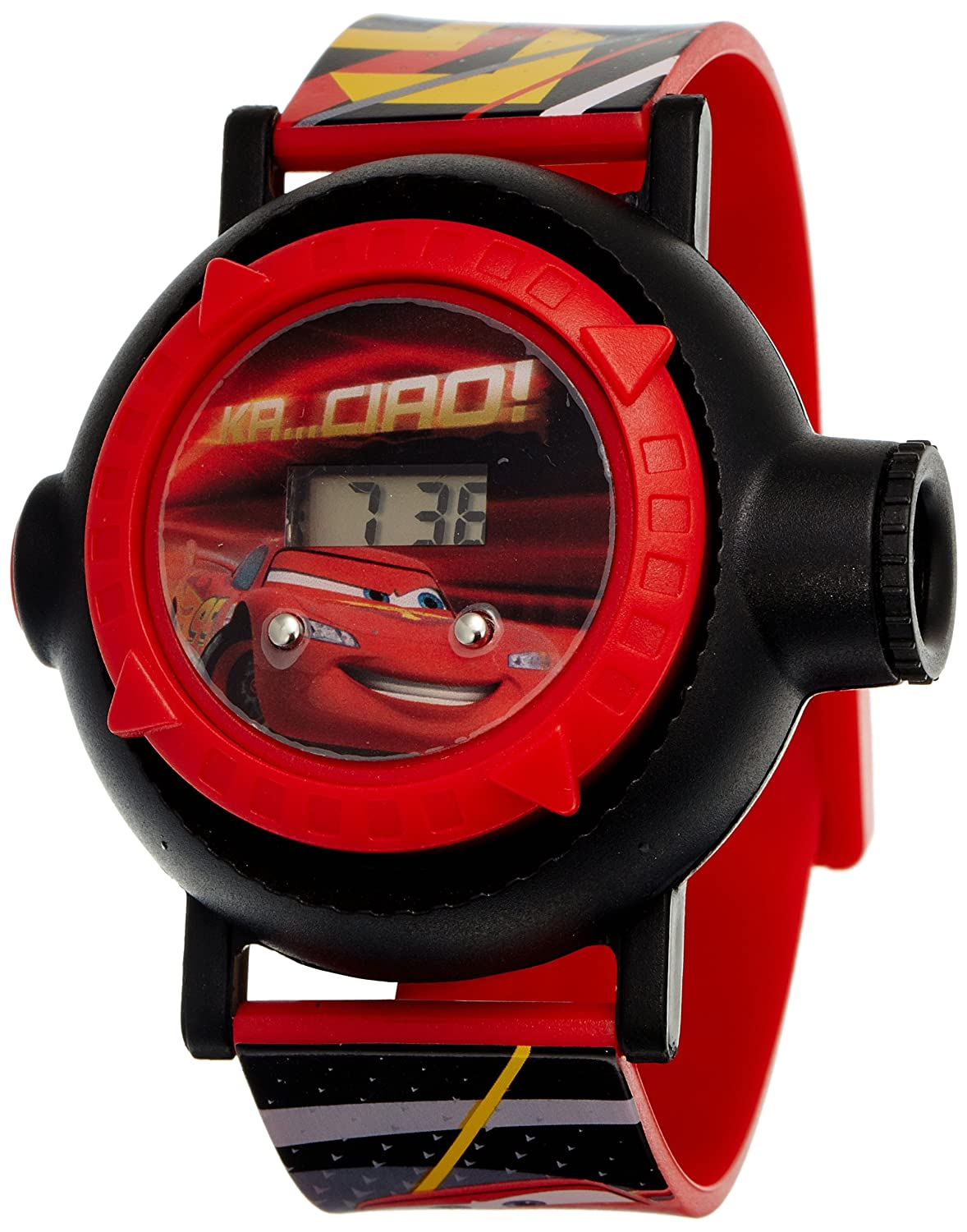 Deals on Disney Digital Grey Dial Boy's Watch