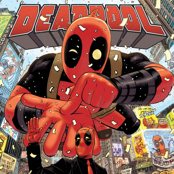 Deadpool (2015-) (Issues) (10 Book Series)