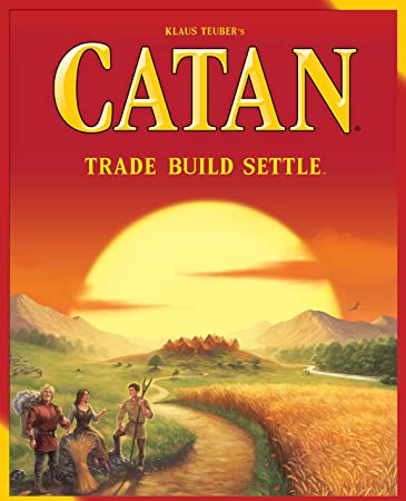 AmazonSmile: Catan 5th Edition: Toys & Games