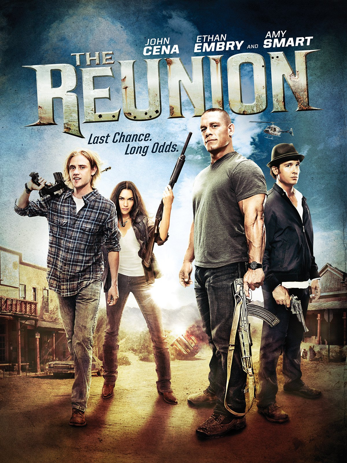 The Reunion on Amazon Prime Instant Video UK