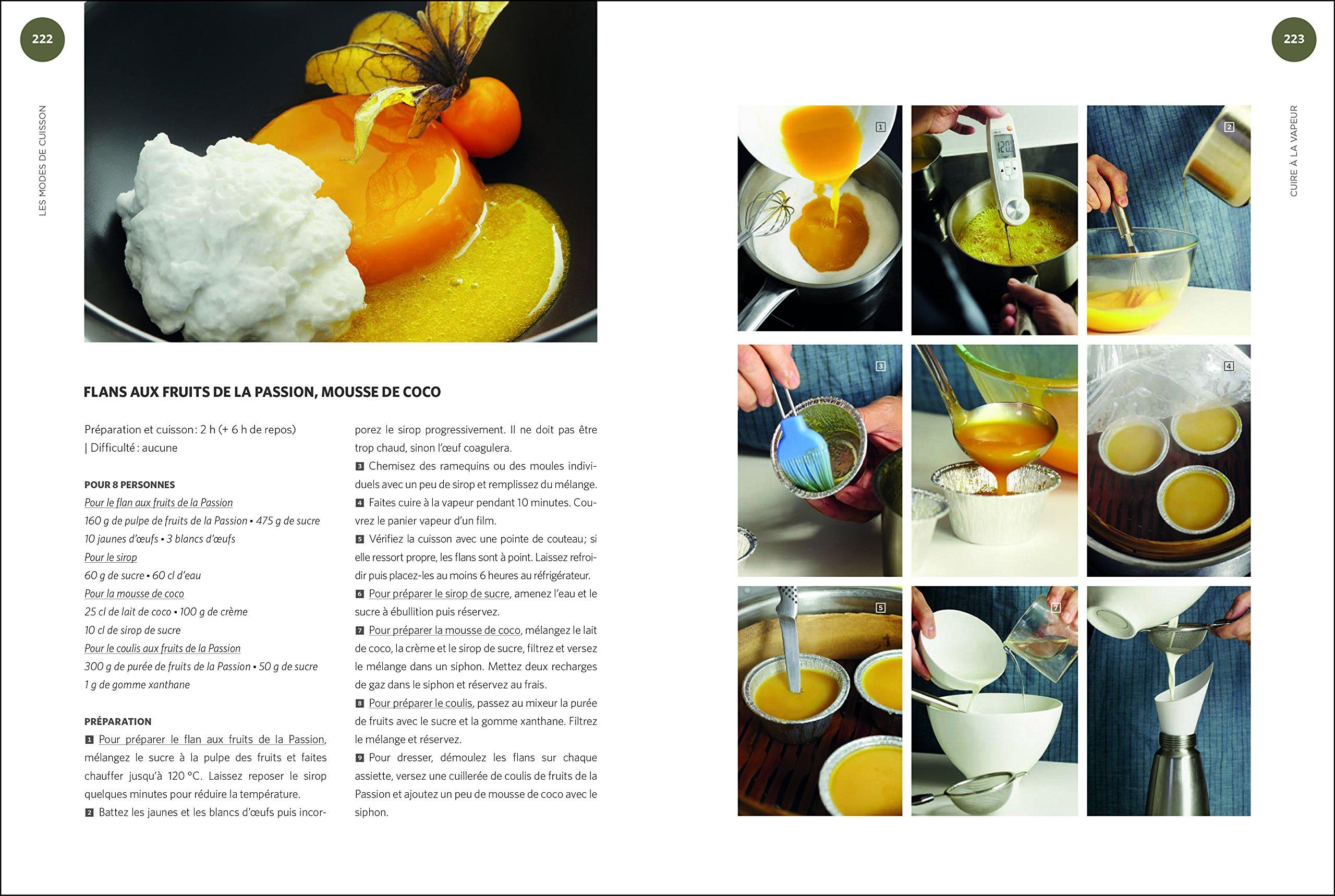 Cuisinez comme un chef avec joan roca livre espagne - Livre technique cuisine professionnel ...