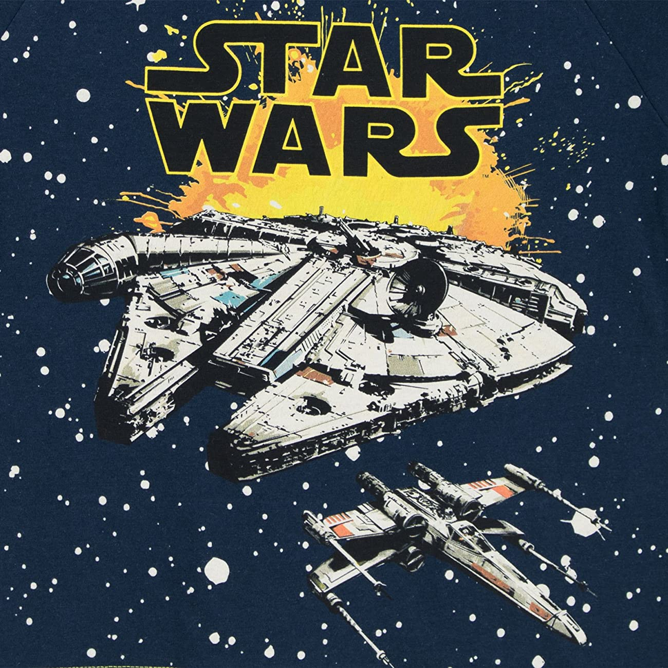Star Wars Boys Millennium Falcon T-Shirt 1