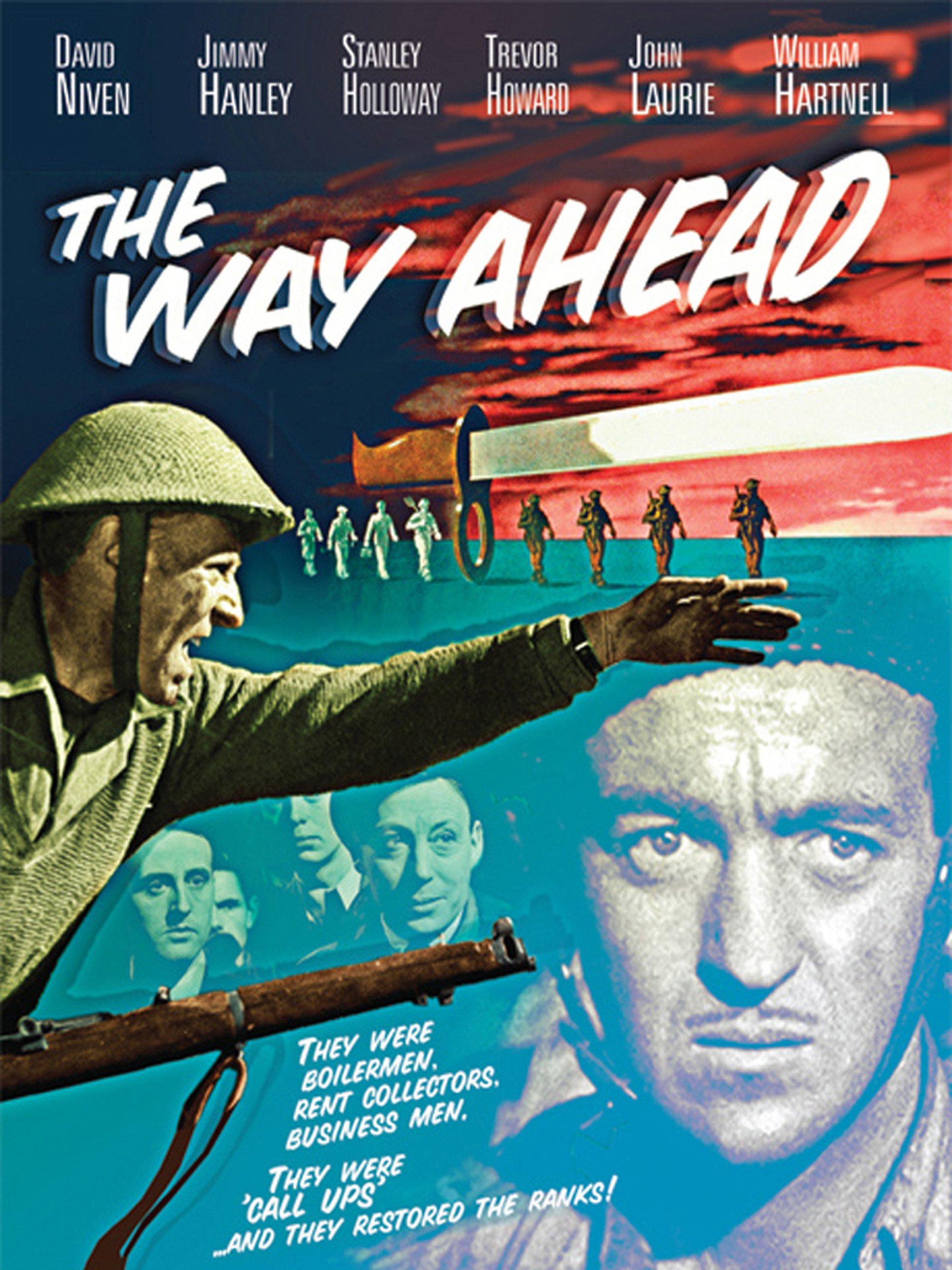 The Way Ahead on Amazon Prime Instant Video UK