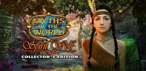Myths of the World: Spirit Wolf Collector's Edition from Big Fish Games
