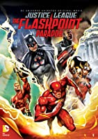 DCU: Justice League: The Flashpoint Paradox