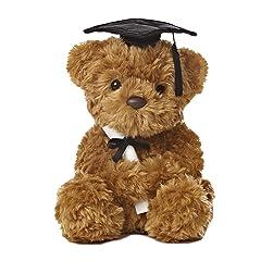Plush Graduation Teddy Bear