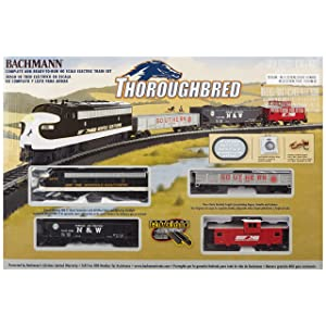 Bachmann Trains Thoroughbred