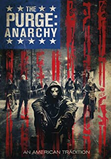 Book Cover: The Purge: Anarchy