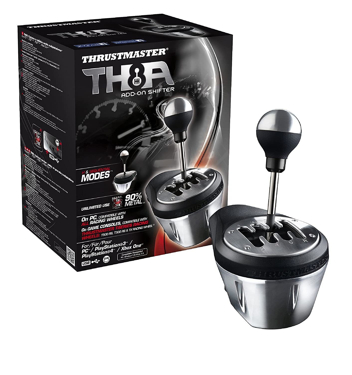 TH8A シフター for PlayStation4/PlayStation3/Xbox One【正規保証品】