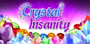 Crystal Insanity Underground: Ultimate Match 3 Diamond & Pop Jewels Puzzle Mania from Twopro Productions