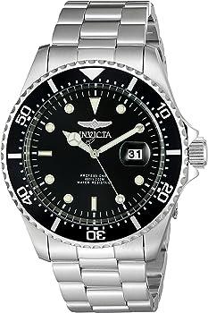 Invicta Pro Stainless Steel Men's Watch