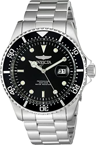 Invicta Pro Stainless Steel Men's Watch