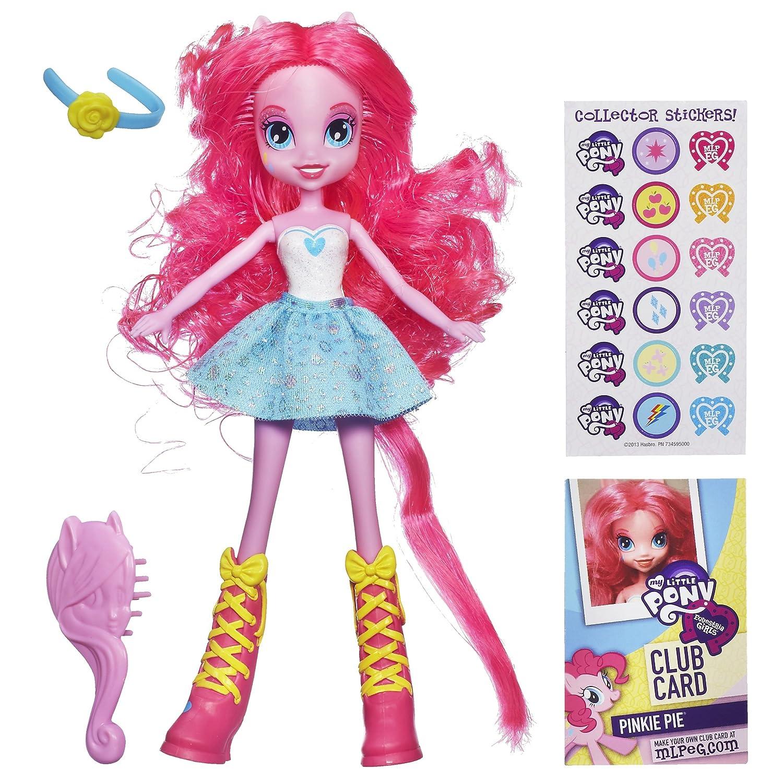 My Little Pony Equestria Girls Puppe – Pinkie Pie [UK Import] jetzt bestellen