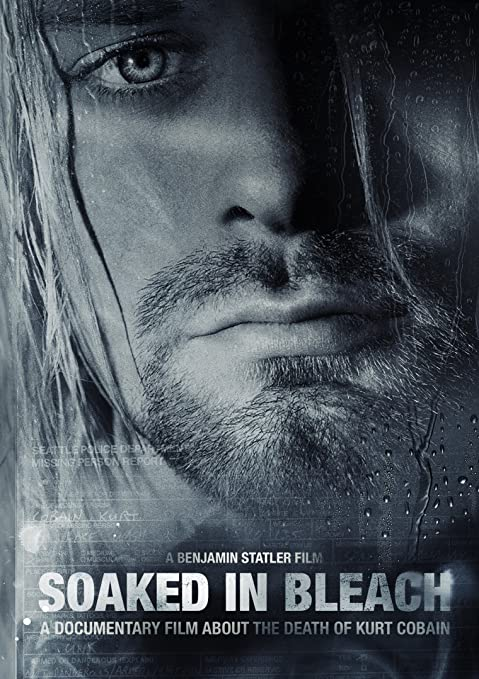 Soaked in Bleach: A Documentary Film About the Death of Kurt Cobain (DVD)