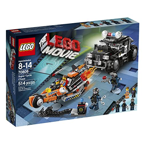 LEGO Movie 70808 Super Cycle Chase