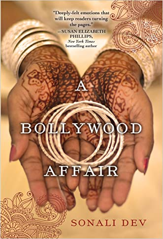 A Bollywood Affair written by Sonali Dev