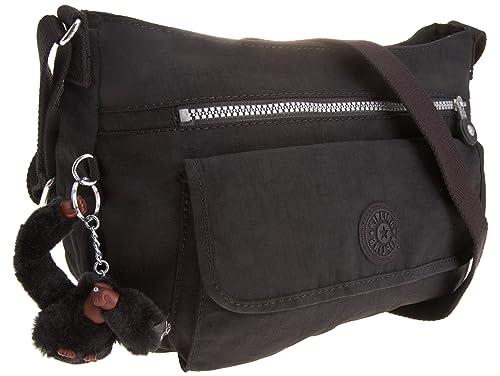 Kipling Syro Shoulder Bag Black 79