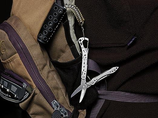 凑单小件:莱泽曼 Leatherman 831207 Style CS 钥匙扣工具