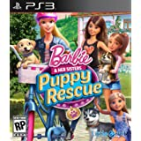 Barbie and Her Sisters: Puppy Rescue PS3 - PlayStation 3