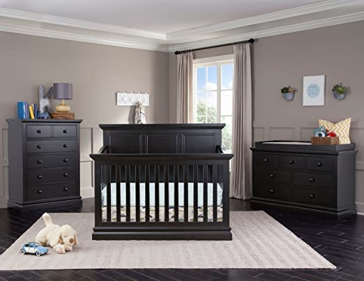 Westwood Design Pine Ridge 4 in 1 Convertible Crib