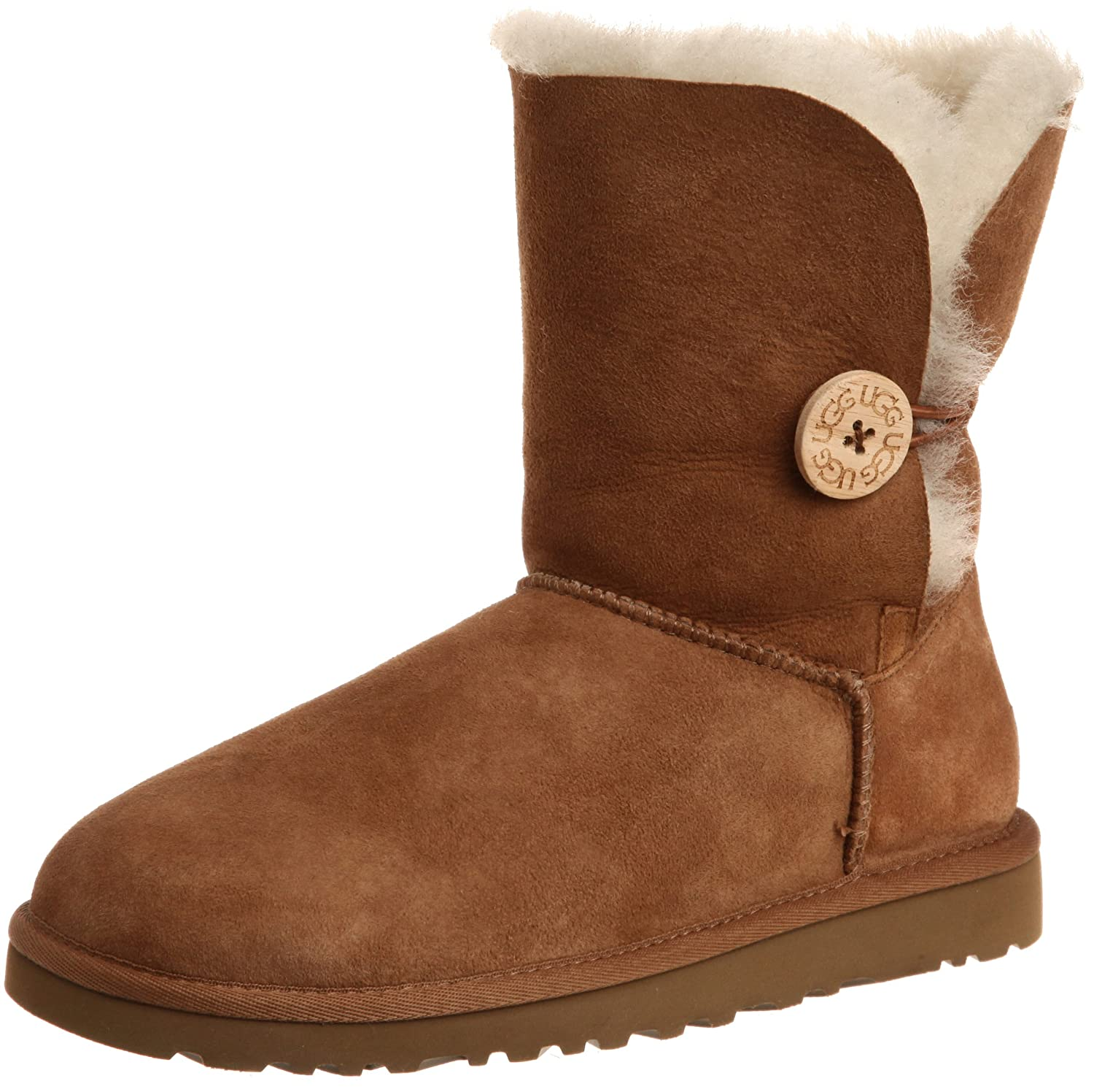UGG Women's Bailey Button Boot угги светло коричневые bailey button ugg ут 00004042