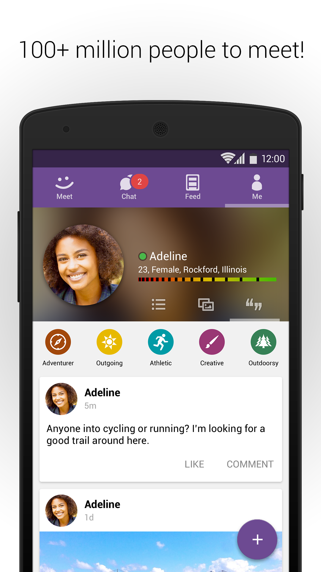 Amazon.com: MeetMe: Chat & Meet New People: Appstore for
