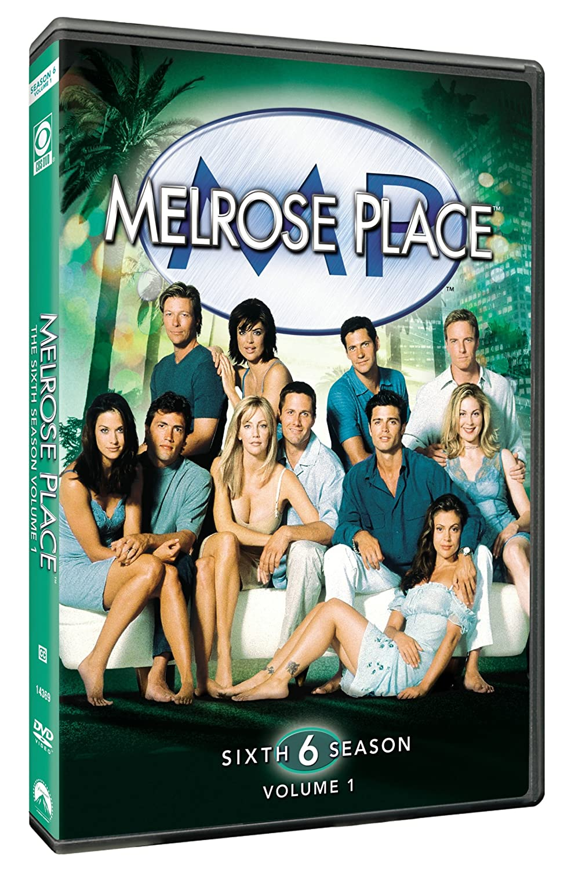 Melrose Place Cast Season 1 Melrose Place Season 6 Vol