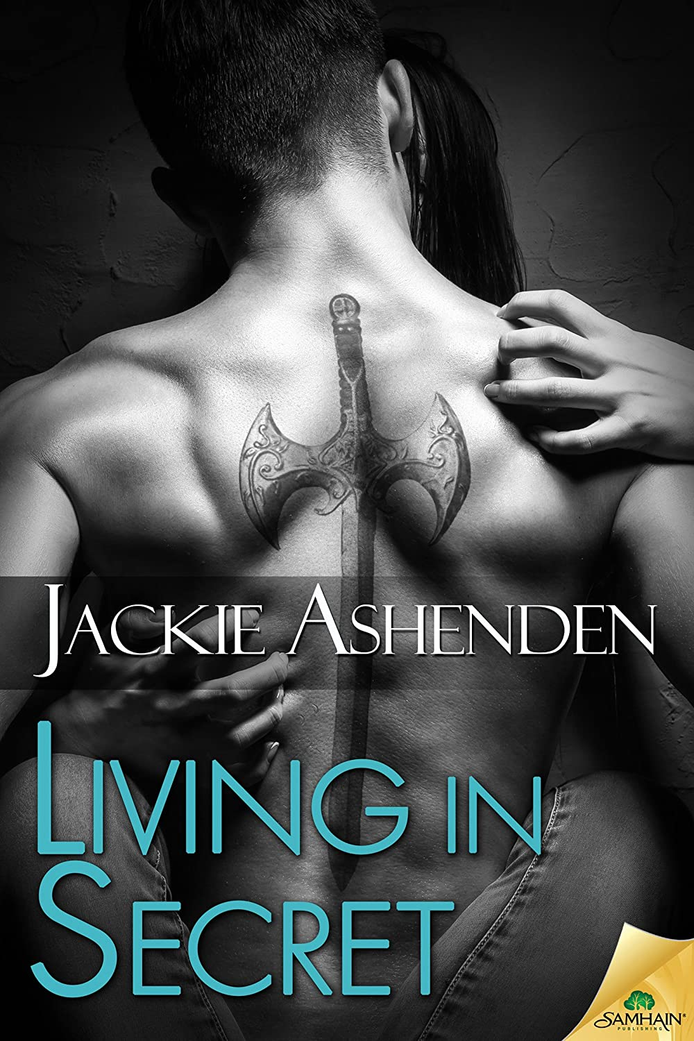 Living in Secret – Jackie Ashenden – 4.5 stars