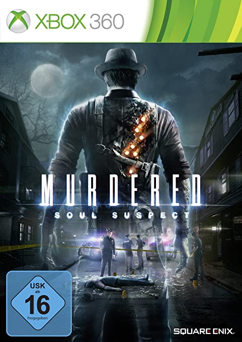 Murdered: Soul Suspect, Xbox 360