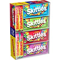 30-Ct Skittles & Starburst Candy Variety Pack