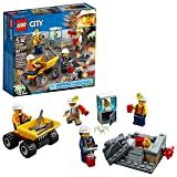 LEGO City Mining Team 60184 Building Kit (82 Pieces)