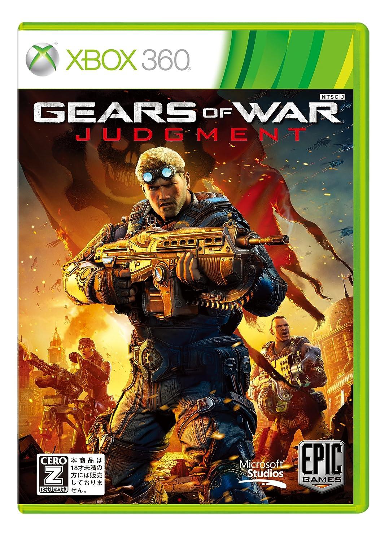 Gears of War:Judgment(Gears of War ゲームオンデマンド用コード)(xbox360)
