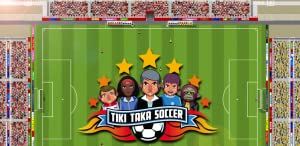 Tiki Taka Soccer from Panic Barn