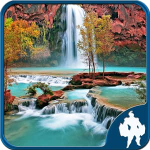Waterfall Jigsaw Puzzles by Titan Game