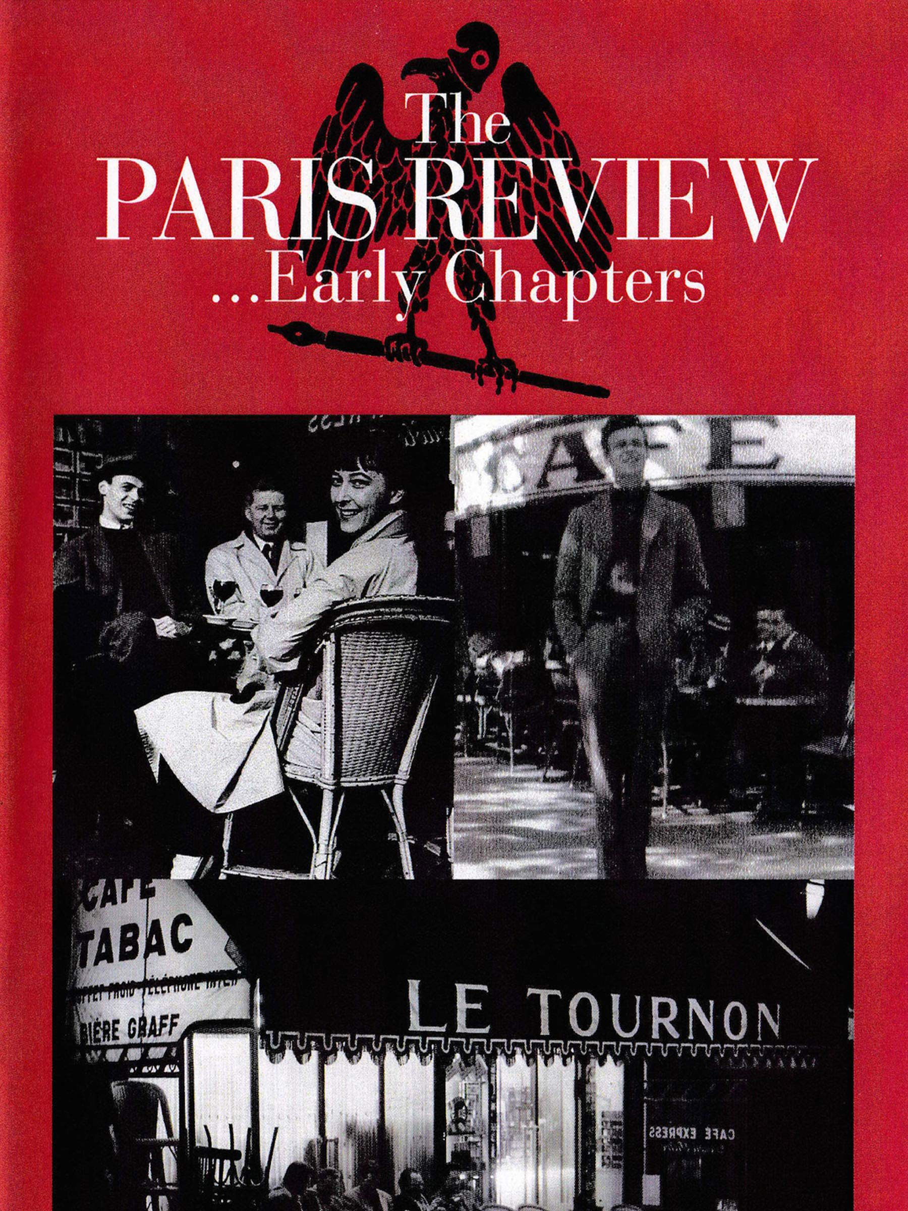 The Paris Review: Early Chapters on Amazon Prime Instant Video UK