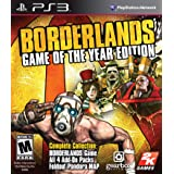 Borderlands: Game of the Year Edition - Playstation 3 (Color: multi-colored)