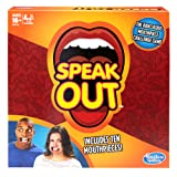 Speak Out Game (with 10 Mouthpieces) (Color: Multi)