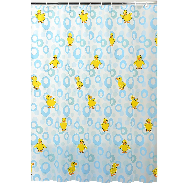 Duck Splash Shower Curtain