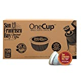 San Francisco Bay OneCup, Fog Chaser, 120 Count- Single Serve Coffee, Compatible with Keurig K-cup Brewers
