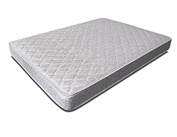 Brentwood Intrigue 7-Inch Quilted Inner Spring Mattress, Made in the USA, Full