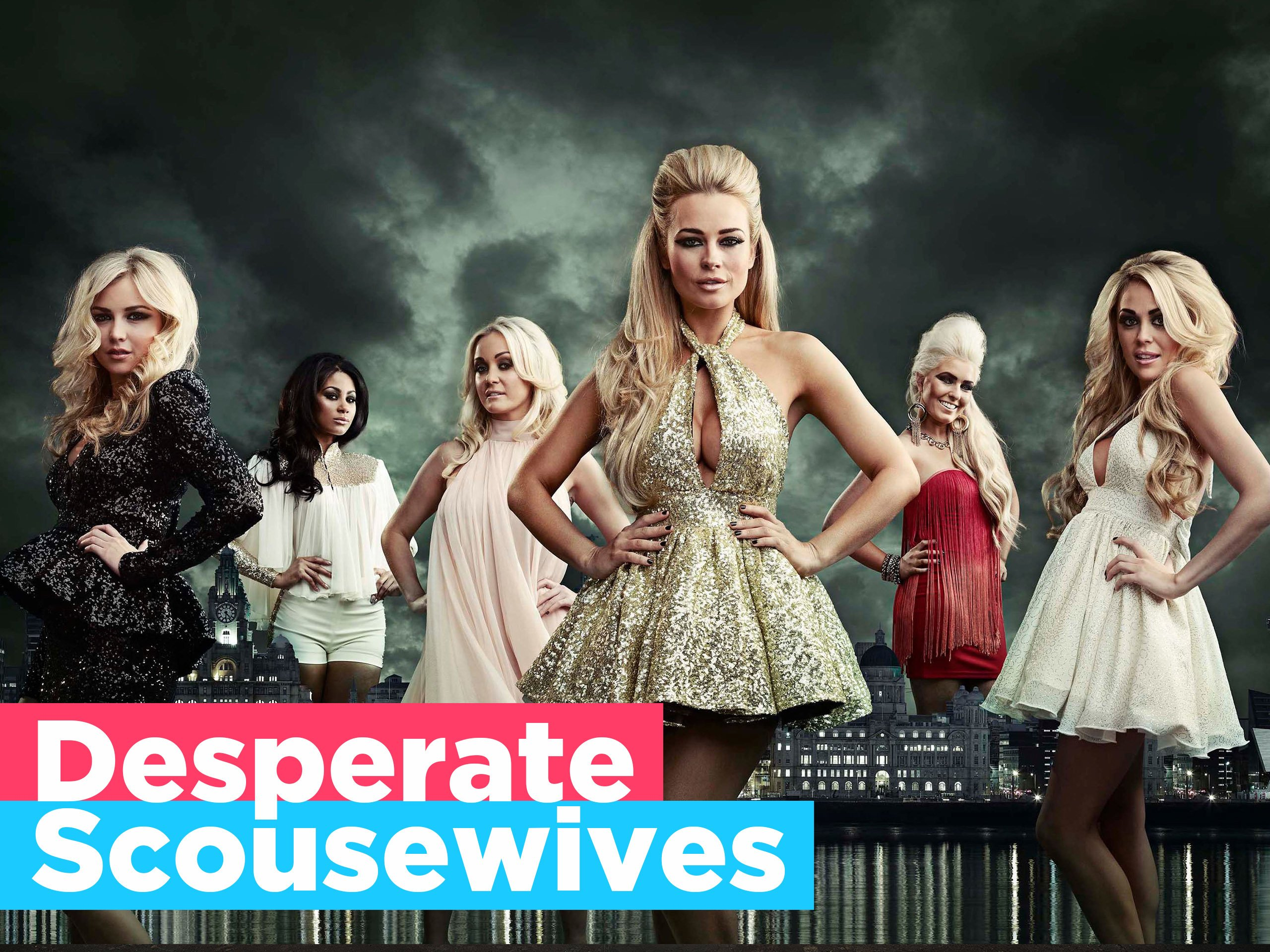 Desperate Scousewives on Amazon Prime Video UK