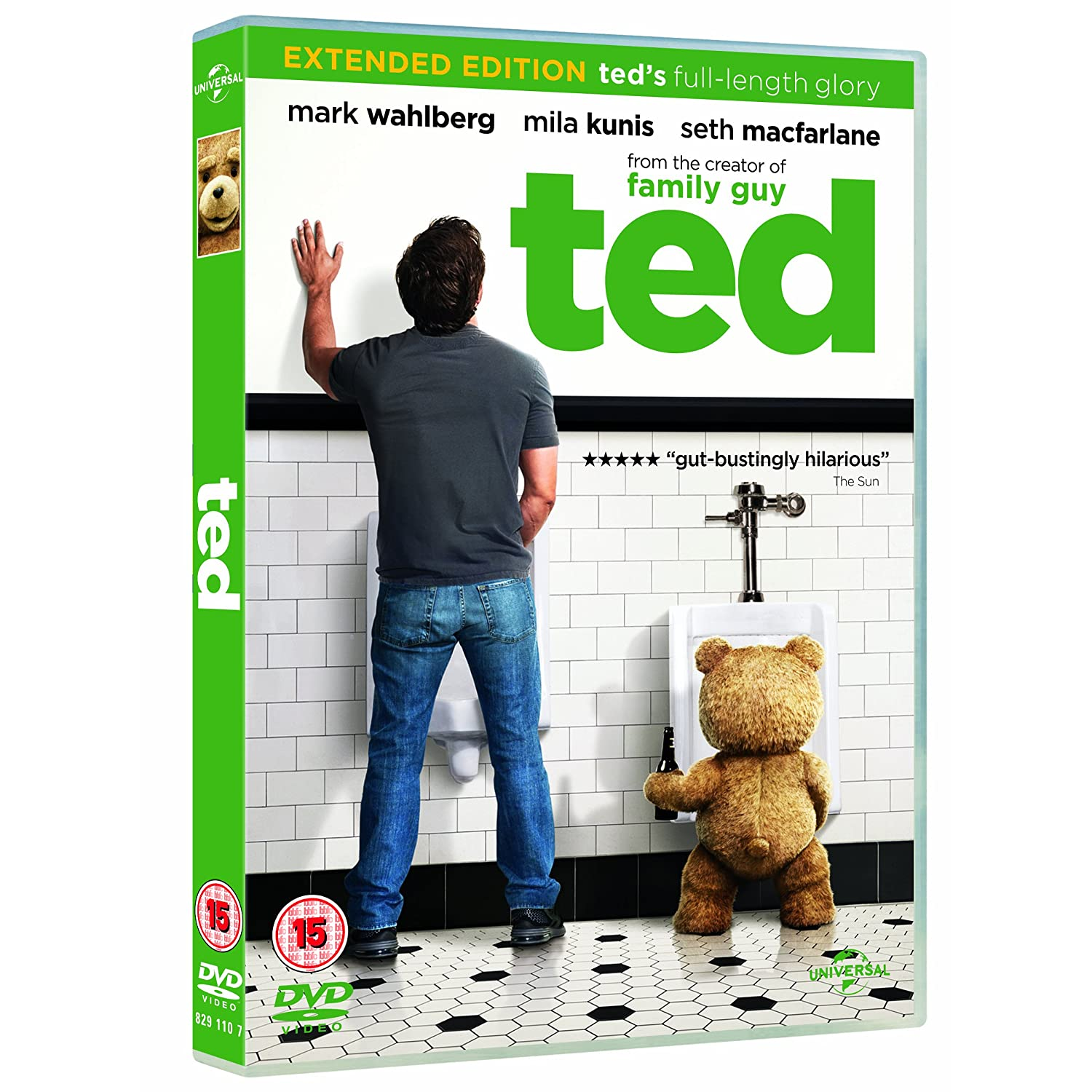 Ted Bears All For Press