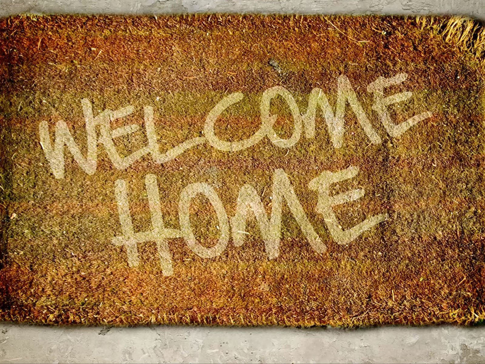 Welcome Home on Amazon Prime Instant Video UK