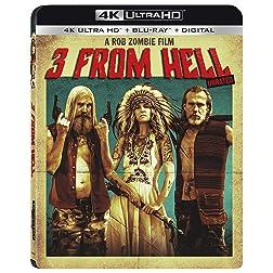 Three From Hell [4K Ultra HD + Blu-ray]