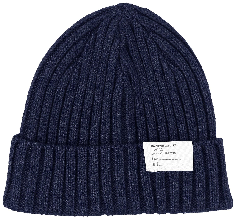 (レイビームス) Ray BEAMS RACAL(ラカル) / ニット CAP 61410267745 79 NAVY ONE SIZE : 服&ファッション小物通販 | Amazon.co.jp