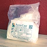 Accu-Cast 380-CC Alginate (Color-Changing)- 1 pound bag, Great for Baby and Child Hand Castings- 5 Baby hand castings per pound, Fun home project. (Color: Color-Changing, Pink to White, Tamaño: 1 pound)