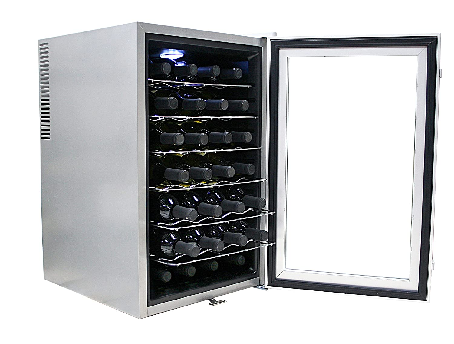 Cool And Simple Best Wine Refrigerator Placement Home