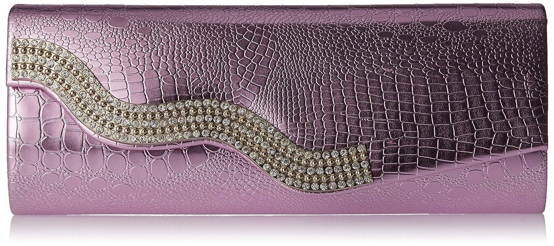KNY Women's Clutch (Light Pink) (KNY004)