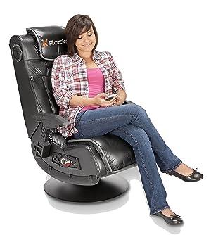 video rocker chair
